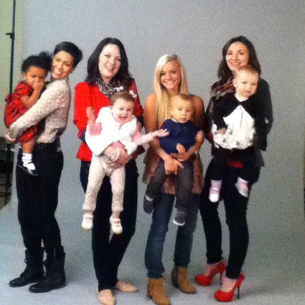Teen Mom 3 Wraps Production on Season 1!