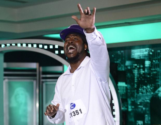 How Far Does Rodney Barber Get on American Idol 2013?