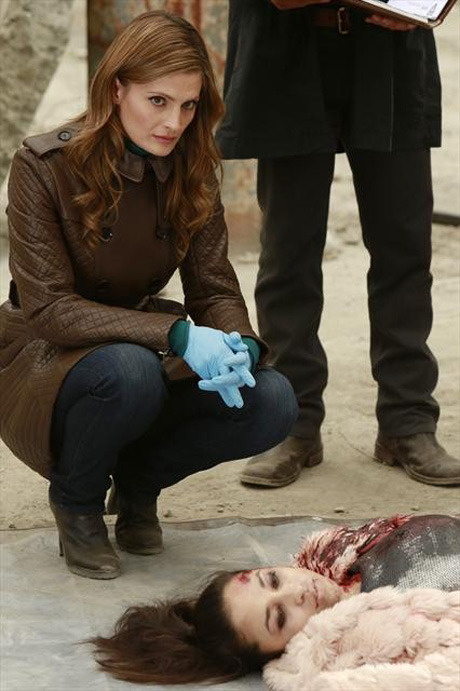 Is Castle New Tonight, Monday, Jan. 14, 2013?