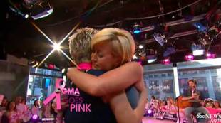 "Kellie Pickler Dedicates Emotional Good Morning America Performance to ""Cancer Buddy"" Summer (VIDEO)"