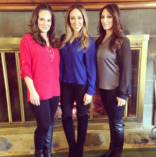 See RHoNJ Star Melissa Gorga's Sisters! Do You Think They Look Alike?