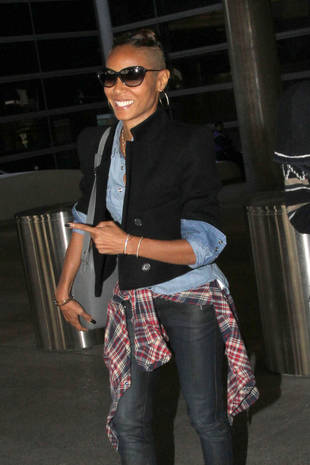 Jada Pinkett Smith Unveils Shocking Haircut — She Nearly Shaved It All Off! (PHOTO)
