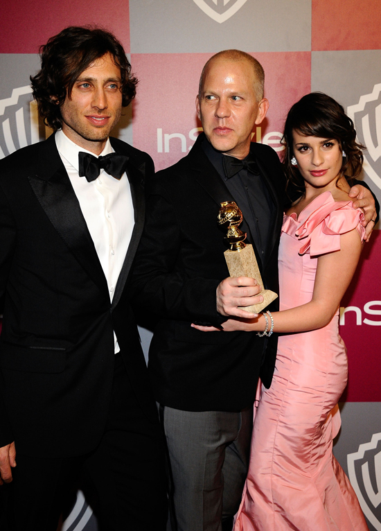 "Cory Monteith Tribute: Glee's Brad Falchuk Prouder Than Anything He's ""Ever Done"""