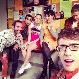 Paging Miley Cyrus! The Glee Cast is Twerking in Episode 5