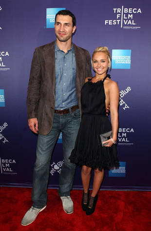 Hayden Panettiere Confirms Engagement to Wladimir Klitschko!
