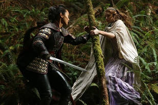 Is Mulan in Love With Sleeping Beauty on Once Upon a Time?