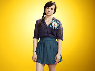 Awkward's Ashley Rickards on Jenna's Dark Side, Ditching the Braid, and Cat Strollers — Exclusive