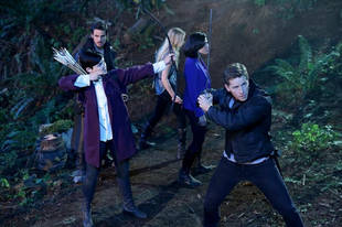 Once Upon a Time Season 3, Episode 2: Prince Charming Gets Poisoned in Neverland!