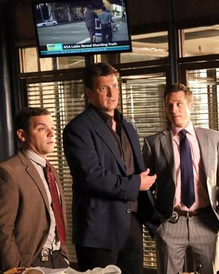Castle Season 6 Spoilers: Does Castle Get a New Partner?