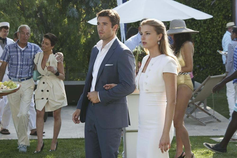 Revenge Season 3 Spoilers: Is Daniel Getting a New Love Interest?
