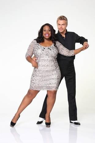 Does Amber Riley Want to Lose Weight on Dancing With The Stars?