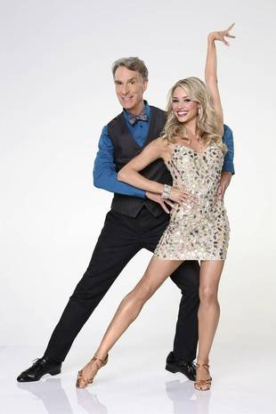 Dancing With the Stars 2013: Bill Nye and Tyne Stecklein's Week 3 Jazz (VIDEO)