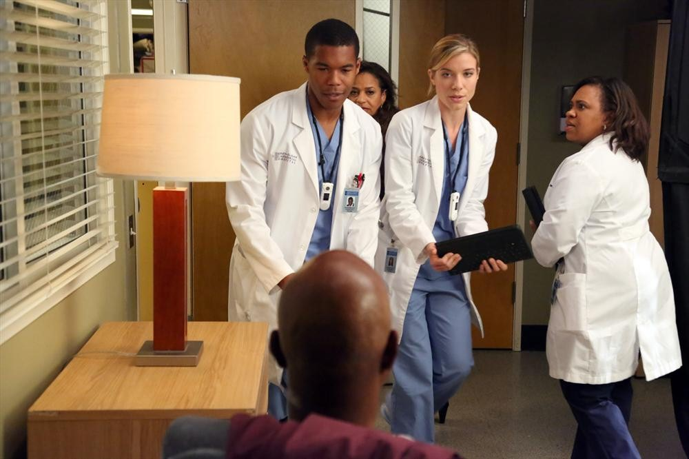 "Grey's Anatomy Recap: Season 10, Episode 5—""I Bet It Stung"""