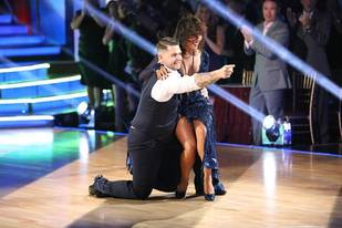 Dancing With the Stars 2013: Jack Osbourne and Cheryl Burke's Week 5 Waltz (VIDEO)