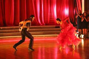 Dancing With the Stars' Corbin Bleu and Karina Smirnoff's Game of Thrones-Themed Routine! (UPDATE)