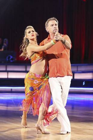 Dancing With the Stars 2013: Bill Engvall, Corbin Bleu React to Week 6 Twist and Scores