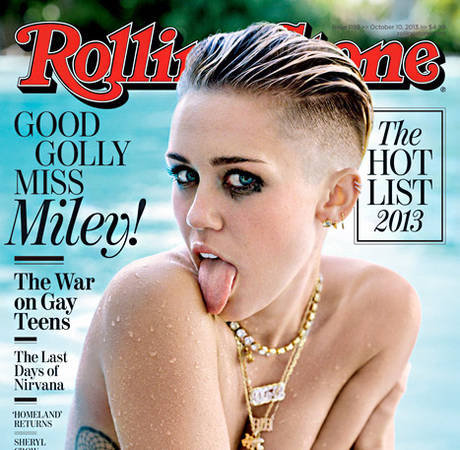 Miley Cyrus Dating Rolling Stone's Theo Wenner Since the Summer?