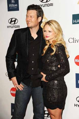 Blake Shelton and Miranda Lambert Nominated For 2013 American Music Awards