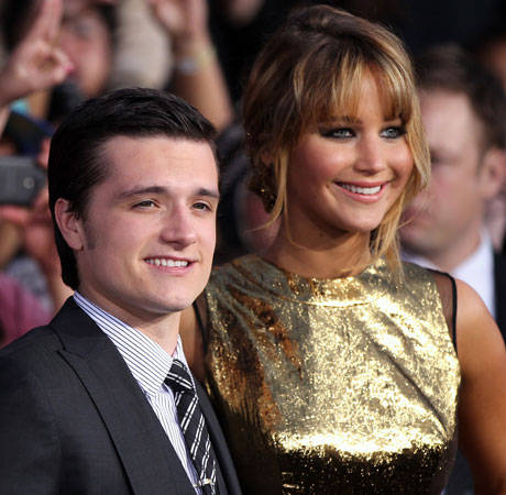 Josh Hutcherson: Jennifer Lawrence Is Funny, But I'm Funnier