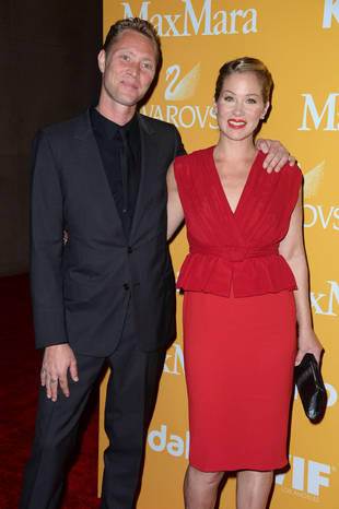 Christina Applegate's Husband, Martyn LeNoble, Detained After Paparazzi Clash