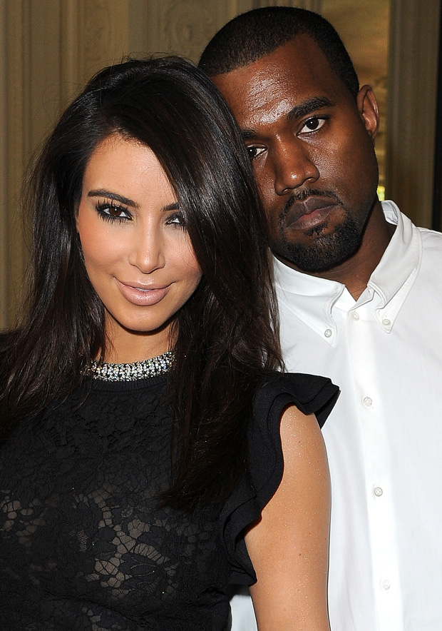 """Kanye West: """"God Gave Me Exactly What I Wanted"""" in Kim Kardashian and Baby North"""