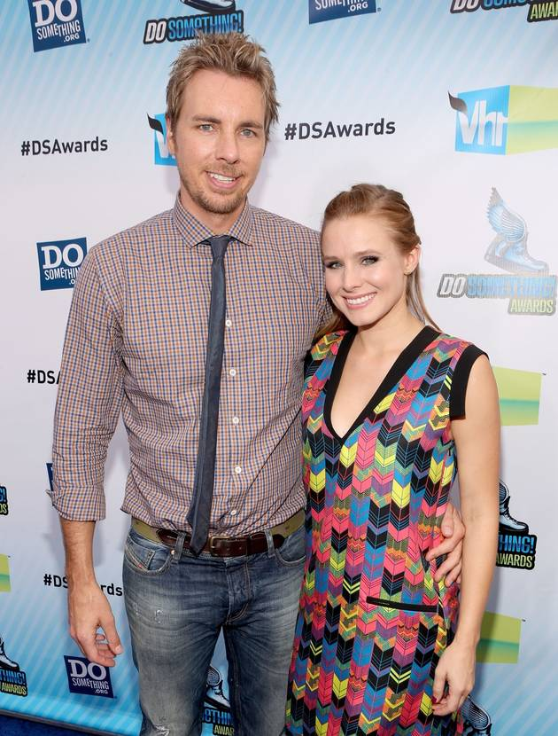 "Dax Shepard Reveals He and Kristen Bell Threw the ""World's Worst Wedding"""