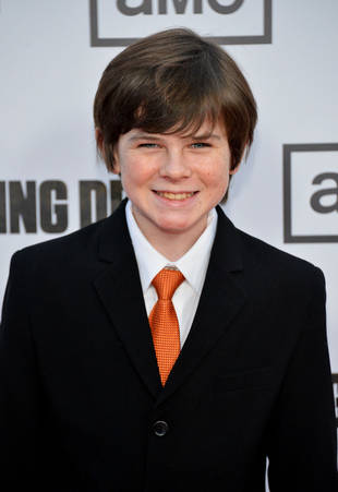 Chandler Riggs: 6 Things to Know About the Walking Dead Actor