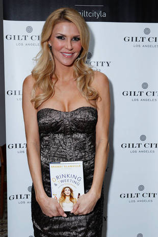 "Brandi Glanville Calls For Recall on Her New Book: ""My Hero Turned Into a Zero"""