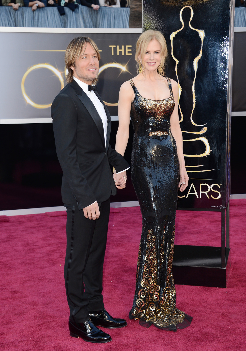 "Keith Urban Cops Up to ""Nice Sex Texting"" With Wife Nicole Kidman"