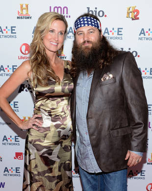 "Duck Dynasty Star Willie Robertson on Adoption: ""Never Say Never"""