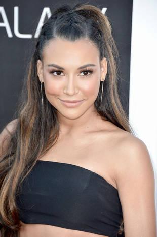 Glee Star Naya Rivera Wants a Santana Spin-Off