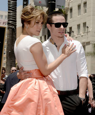 Jennifer Lopez Headed for a Breakup with Casper Smart? Report