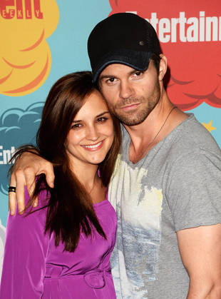 Daniel Gillies Sings and Dances With Newborn Daughter Every Single Day