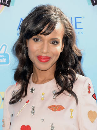 Scandal's Kerry Washington Hosting Saturday Night Live on November 2!