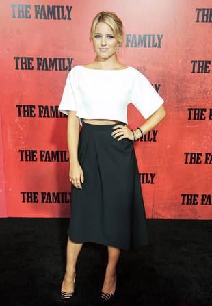 Dianna Agron Not Hated By Glee Cast, New Report Fires Back