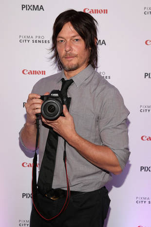 Norman Reedus Releases Photography Book: Pre-Order Now!