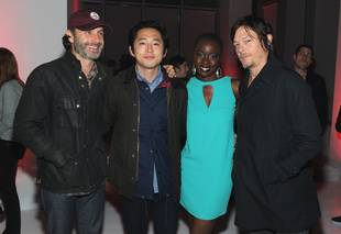 The Walking Dead Season 4 Spoiler: Andrew Lincoln Drops Hint About Possible Show Romance!