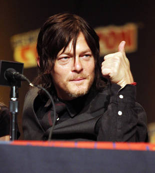 That Time Norman Reedus Got a Breast Implant From a Crazy Walking Dead Fan…