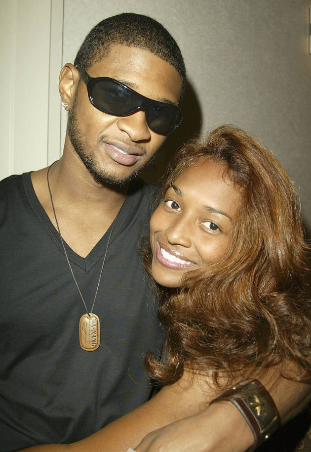 TLC's Chilli Reveals: Usher Didn't Cheat on Me