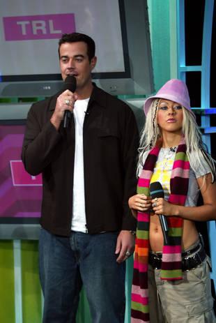 Christina Aguilera's Dating Timeline (PHOTOS)