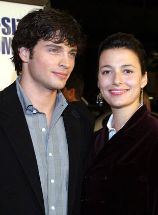 Smallville's Tom Welling: Wife Filing for Divorce After 10-Year Marriage