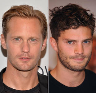 Fifty Shades of Grey Casting: Alexander Skarsgard or Jamie Dornan to Star?