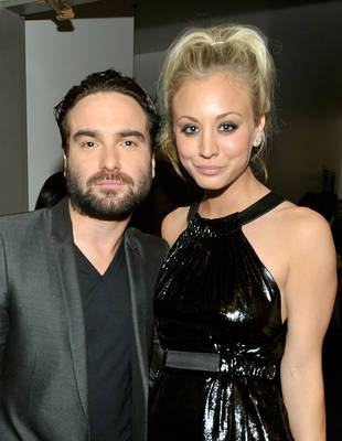Kaley Cuoco's Engaged: Ex Johnny Galecki Responds to Whirlwind Romance