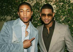 Pharrell Williams Marries Model Helen Lasichanh — and Usher Performs!