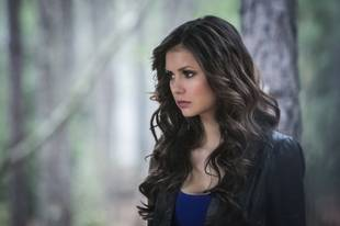 "Vampire Diaries' Janina Gavankar Says Nina Dobrev Is ""Doing Things She's Never Done Before"""