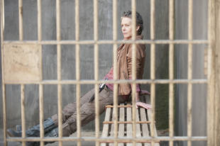 The Walking Dead Season 4: Is Carol Peletier Going Too Far With the Kids and Knife Secrets?