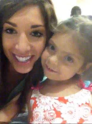 "Farrah Abraham Defends Sophia ""Has Her Own Life"" Comments: I'm Still a Mother!"
