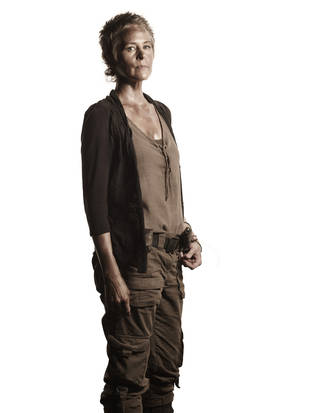 The Walking Dead Season 4: What Happens to Carol in the Comics?