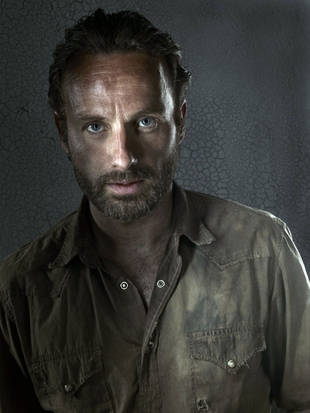 Walking Dead Season 4: Andrew Lincoln Hints at a Softer Side of Rick