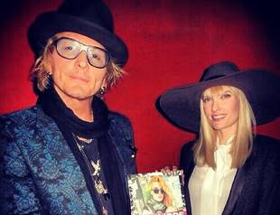 Guns N' Roses Rocker Matt Sorum Ties the Knot With Ace Harper